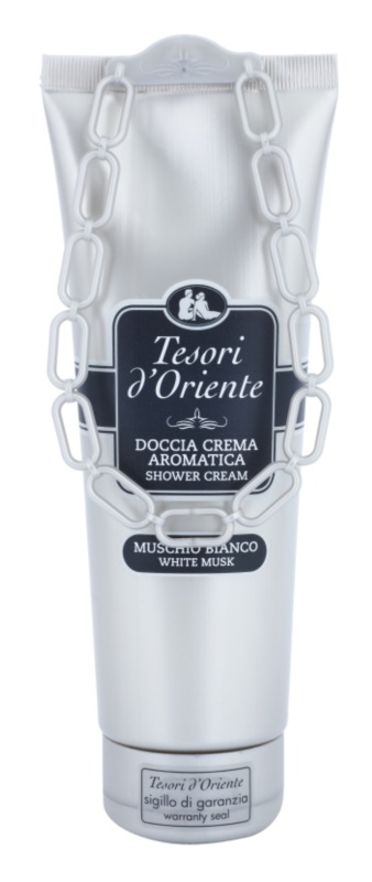 Tesori D Oriente Sprch.gel Bílý Mo.250ml