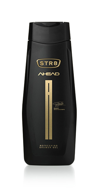 Str8 Fragrance Sprch.gel Ahead 250ml