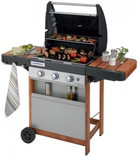 Gril 3 Series Woody LX BBQ